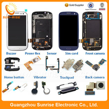 Wholesale Mobile Phone Spare Parts For Samsung Galaxy S3 LCD,For Samsung Galaxy s3 Spare Parts