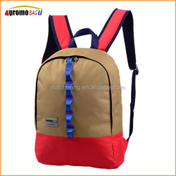 Alibaba china munufacturer fashion canvas backpack school backpack