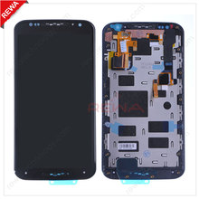 Aftermarket Supplier for Motorola Moto X (2nd Gen) (2014) XT1096 LCD and Touch Screen Assembly Factory Directly