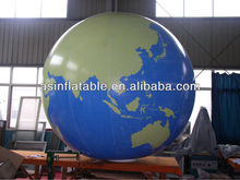 2012 hot sale inflatable air ballon with printing