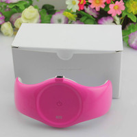 Manicure manufacturers 9W 365nm uv lamp lampada uv LED Only Nail Lamp gel uv led cordless nail lamp for honey girl home use