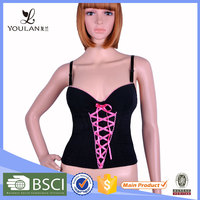 Japanese Style Popular Slimming Lace Up Mature Women Sexy Lingerie Corset