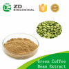 chlorogenic acid 50%,pure green coffee beans extract,slim green coffee