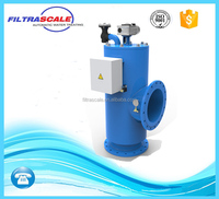 micro irrigation water filter system automatic suction filter