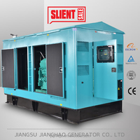 560kw Silent diesel generator with high quality 700kva electric power generator