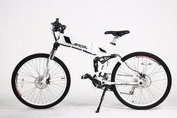 26 inch electric mountain bike with 250w Brushless hub motor adult chopper bicycle beach cruiser bike