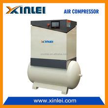 compressor de ar 7.5KW 10HP XLAM10AT-t10 industrial compressor BELT with air tank .
