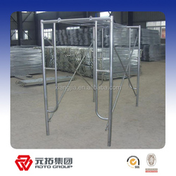 Factory Price Steel H Frame System Scaffolding/Formwork Frame Systems from China factory