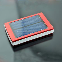 30000mah portable waterproof solar power bank charger