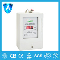 DDSY1636 power energy voltage amps meter china wholesale price