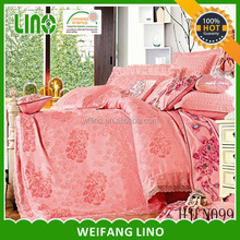 beautiful wedding bed sheet/beauty bedsheets/hand embroidered bed sheet