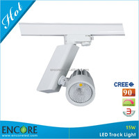 High Quality LED Modern Track Light for Art Gallery Museum Clothing Shop