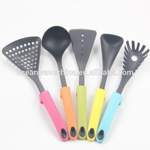 Silicona colorida nombres de utensilios de cocina