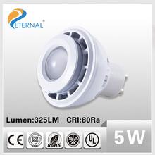 CRI>80 Samsung SMD5730 5w Spotlight led 480lm with CE&RoHS