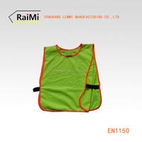 en471 class 2 kids clothes reflective safety vest custom high quality polyester police summer reflective safety vest