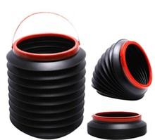 Alibaba express car folding bin / folding trash bin / car folding bucket