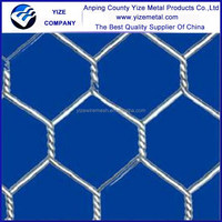 Cheap Price low price hexagonal wire netting / electro galvanized hexagonal wire netting (Hot sale)