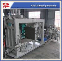 APG-898 Combination Instrument Transformer epoxy resin apg casting machine made in china