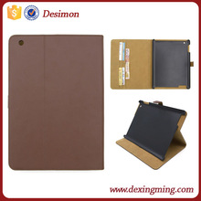 manufacture utility Flip wallet stand leather fancy case for iPad 3 case