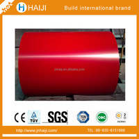 Prepainted galvanised steel coils made in china