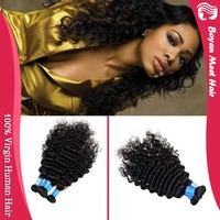 Human Thick And Healthy Ends China Factory 24 Inch Virgin Remy Brazilian Hair Weft