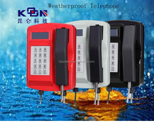 lightning protection devices industrial waterproof telephone KNSP-18