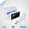 Home security GSM Network Intruder Alarm Systems
