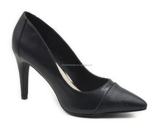 2015 LATEST ODM OEM latest high heel ladies pump shoes in china