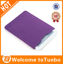 For ipad cute felt sleeve china handmade free sample 12.5 inch laptop bag