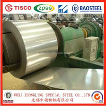 ASTM/AISI/JIS/GB 2b finish stainless steel coil 304 for building material