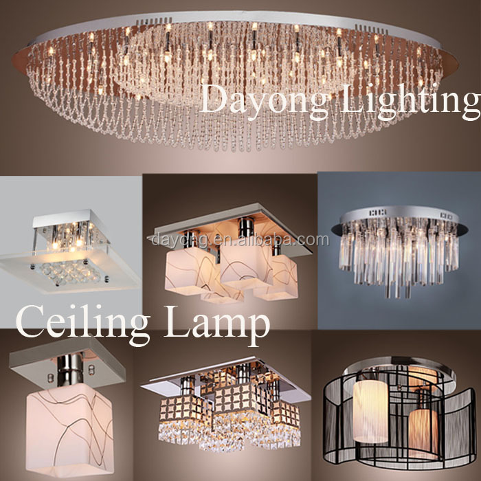 Modern Led Ceiling Light Decorative Crystal Chandelier Lighting For Home Decor Dy4040 5 Buy