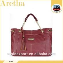 most popular lady shoulder bag,ladies fashion genuine leather handbags