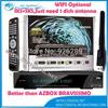 2005 in stock Digital Satellite receiver s1005 tocomsat phoenix iptv hd iks sks receptor de satelite digital