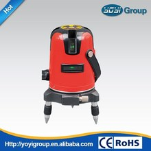 2 lines, 3lines, 5 lines Self leveling Cross Line Laser Level