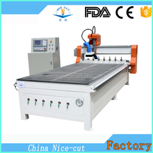 NC-L1325 hot sold wood cnc router auto tool changer