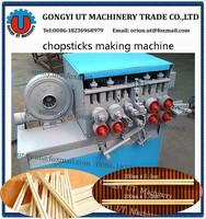 Most popular of chopstick production line, Wood bamboo chopstick making machine, 2015 good price chopstick producing machine