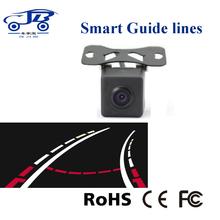 2015 new smart guideline car rear view camera 720p mini hidden 808 car keys micro camera