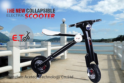 new electric vehicle folding motorcycle scooter cheap atv for sale