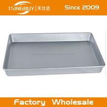 Standard machine punch aluminum sheet pan/460*660*25mm aluminum battery tray