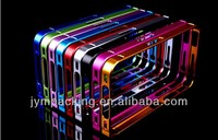 Frame Metal Mobile Phone Case For Iphone5c, Phone Case CNC Maching