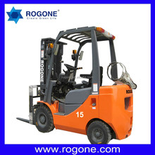 Gasoline/LPG forklift compare with toyota forklift 3.5 ton 2.5ton 4ton