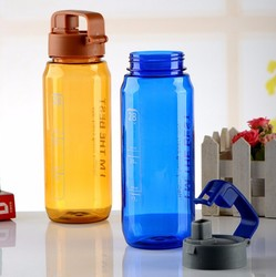bpa free pp plastics sport hot water bottle with straw handles bottle water bottle new products 2015 innovative product