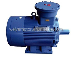 Explosion proof IMB35 electric motor three phase