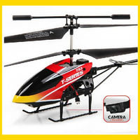 Newest & Hottest! MJX T653/t53 Mini 3CH Infrared RC Helicopter With Gyro