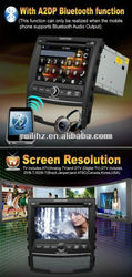 Ssangyong Korando Car Steering Wheel Remote Control DVD Radio Car Dvd 2 Din