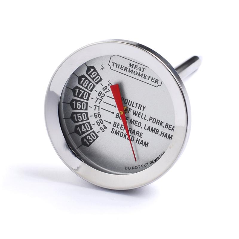 Yüksek Kalite Kablosuz Elektronik Dijital Yenilik Et Fırın Termometre