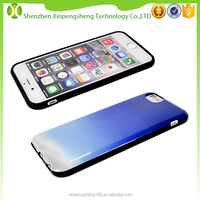 Hot sale factory price sublimation mobile phone case for iphone 6
