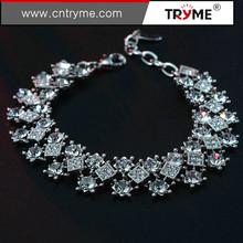 Top superstar fashion jewelry boy and girl friendship bracelets