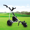 2015 New Electric folding golf trolley with CE certificate DG12150-1 from China