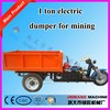 motorcycle with tipper, energy-saving motorcycle with tipper, motorcycle with tipper with open body